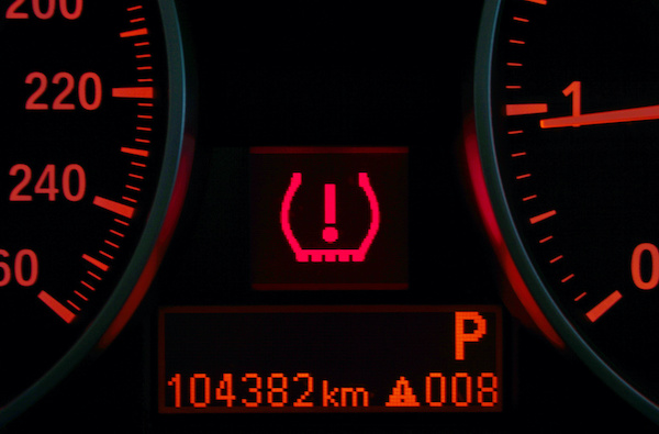 What Does the TPMS Warning Light Indicate?