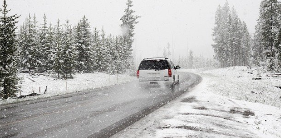 Winter Road Trips and How to Prepare for Them